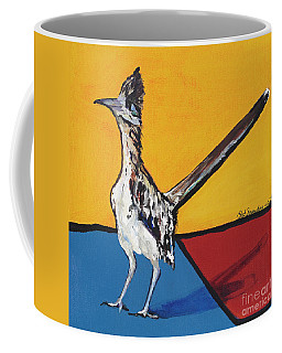 Long Distance Runner Coffee Mug