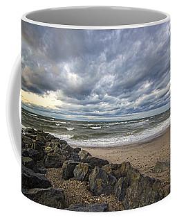 Long Island Sound Whitecaps Coffee Mug