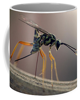 Long Legged Alien Coffee Mug