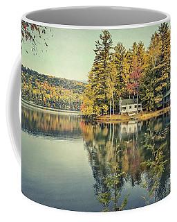 Long Misty Days Coffee Mug
