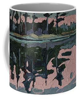 Long Reach Rain Coffee Mug