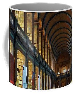 Long Room Coffee Mug
