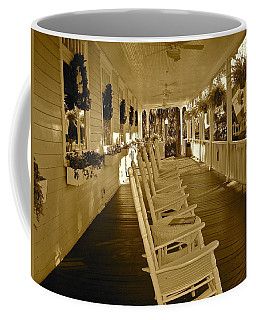 Long Southern Porch Coffee Mug