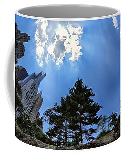 Long Way Up Coffee Mug