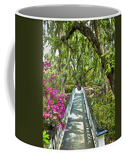 Long White Bridge Coffee Mug