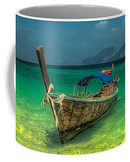 Longboat Coffee Mug