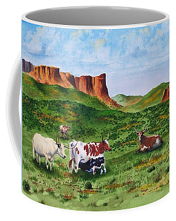 Longhorn Country Coffee Mug