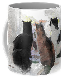 Longing Coffee Mug