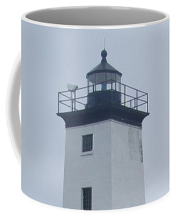 Longpoint Lighthouse Coffee Mug