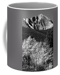 Longs Peak 14256 Ft Coffee Mug