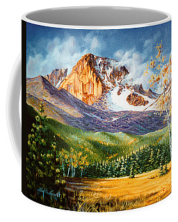 Longs Shadows Coffee Mug