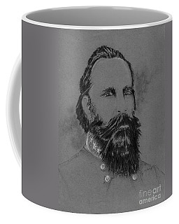 Longstreet's Reluctance Coffee Mug by Scott and Dixie Wiley