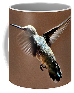 Coffee Mug featuring the photograph Look At My Crazy Crows Feet by Jay Milo