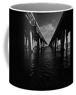 Look Out Below Coffee Mug