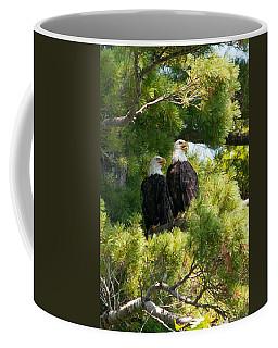 Look Over There Coffee Mug