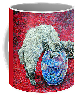 Lookin For Some Betta Kissin Coffee Mug