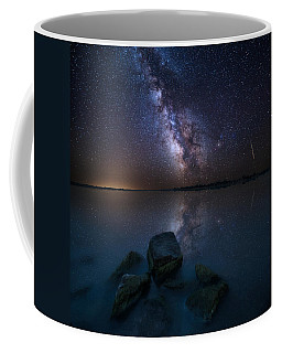 Looking At The Stars Coffee Mug