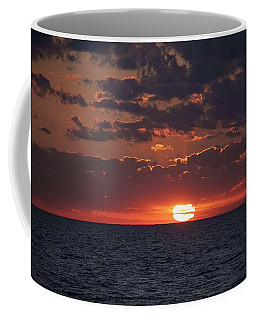 Coffee Mug featuring the photograph Looking Back In Time by Daniel Sheldon