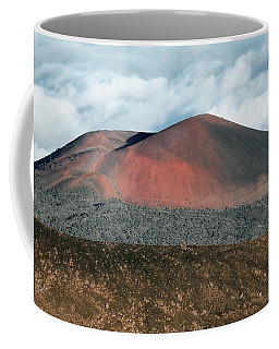 Coffee Mug featuring the photograph Looking Down by Jim Thompson