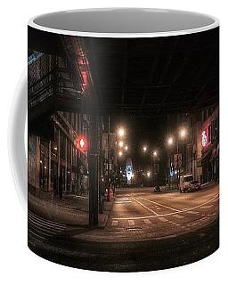 Looking East From Wabash Coffee Mug