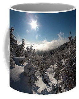 Looking East Into The State Of Maine Coffee Mug