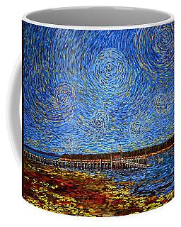 Looking East - St Andrews Wharf 2013 Coffee Mug