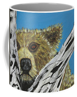 Looking For Supper Coffee Mug by Jeffrey Koss
