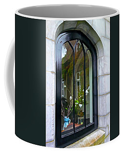 Coffee Mug featuring the photograph Looking In by Charlie and Norma Brock