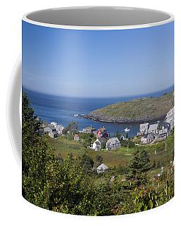 Looking To Port Coffee Mug