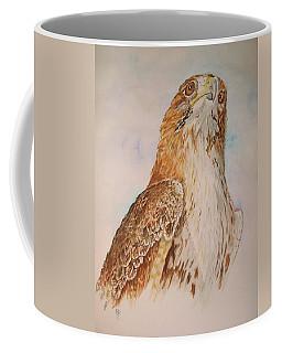 Looking Toward The Future Coffee Mug