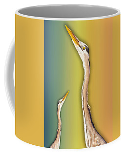 Looking Up 1 Of 2 Coffee Mug