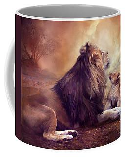 Looking Upward Coffee Mug