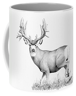 Lopez Buck Coffee Mug