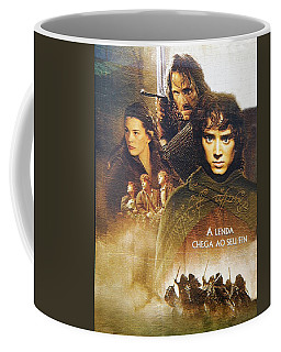 Lord Of The Rings Coffee Mug