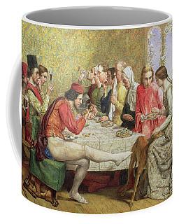Lorenzo And Isabella Wc On Paper Coffee Mug