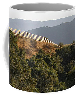 Los Laureles Ridgeline Coffee Mug