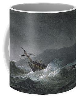 Loss Of The Blanche Coffee Mug