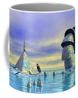 Lost And Found - Surrealism Coffee Mug