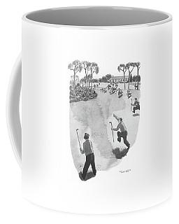 Lost Ball! Coffee Mug