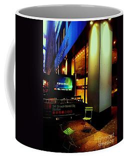Lost Conversation Coffee Mug