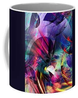 Lost In Hyperspace Coffee Mug by David Lane