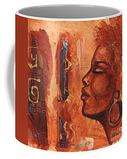 Lost In Pleasant Thoughts Coffee Mug