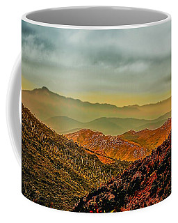 Coffee Mug featuring the photograph Lost In Time by Wallaroo Images