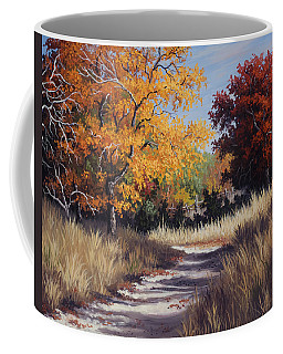 Lost Maples Trail Coffee Mug