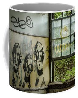 Lost Souls - Abandoned Places Coffee Mug