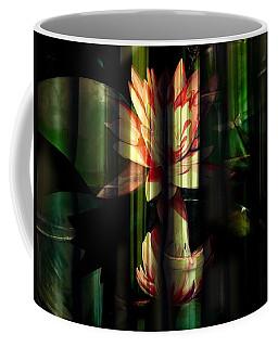 Lotus Bamboo  Coffee Mug