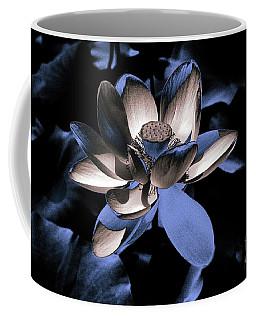 Lotus By Night Coffee Mug