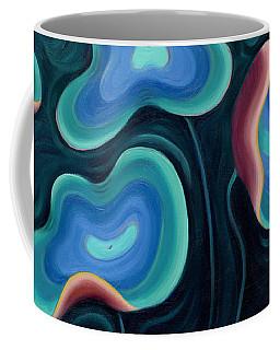 Lotus Reggae Coffee Mug by Sandi Whetzel