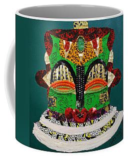 Lotus Warrior Coffee Mug