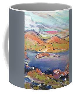 Loughrigg Fell Lake District Coffee Mug
